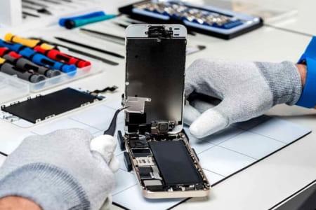 Чаще всего в ремонт сдают дорогие телефоны