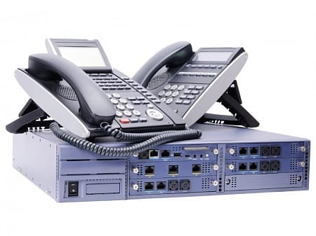 Обслуживание АТС и телефонии
