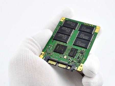 Восстановление данных SSD
