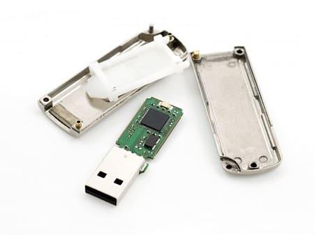Восстановление данных флешки USB Flash