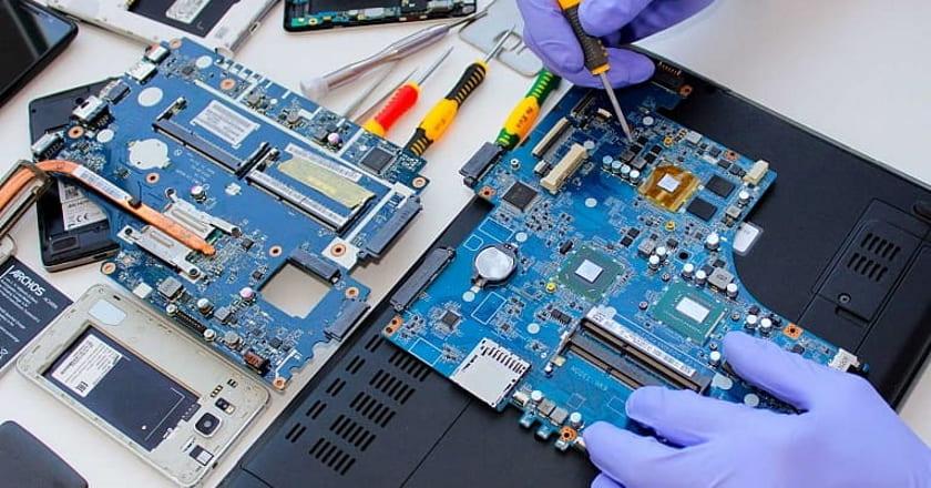 Какие ноутбуки чаще всего восстанавливаются в сервисе