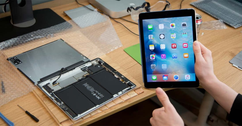 Преимущества планшетов и где лучше ремонтировать если сломался